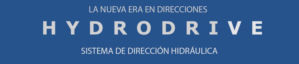 Banner Hydrodrive, la nueva era de las direcciones hidráulicas