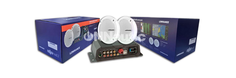 Sistema Audio Marino SonicHub 2