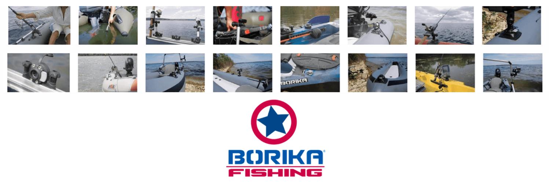 soportes borika para embarcaciones de pato