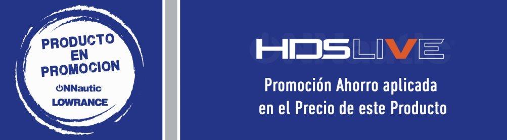 Promoción Ahorro HDS Live