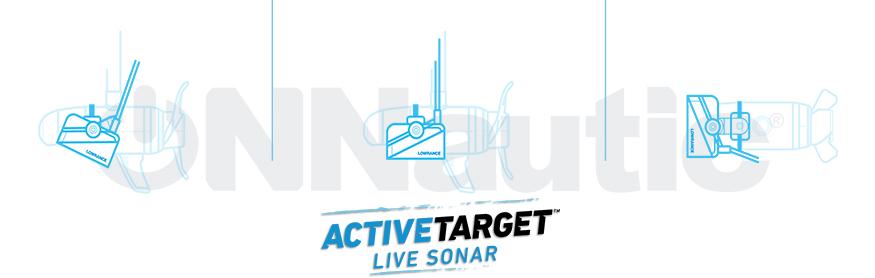 Active Target de Lowrance