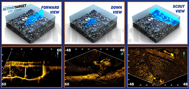Active Target Lowrance