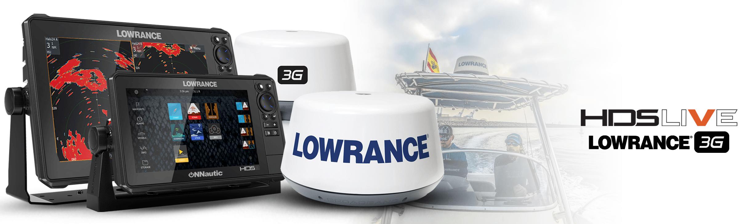 Pack HDS Live y Radar 3G