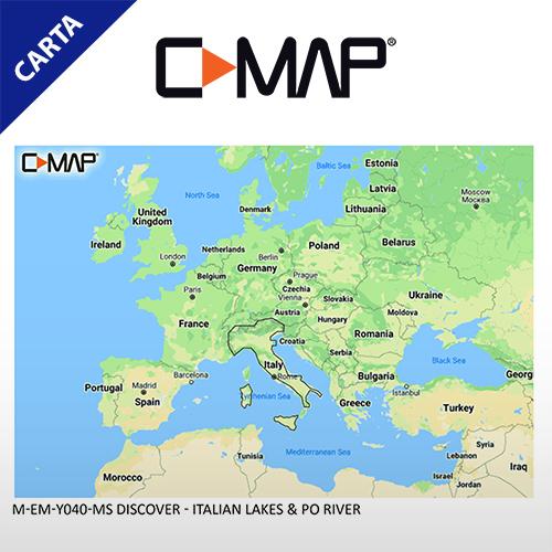 C-MAP M-EM-Y040-MS