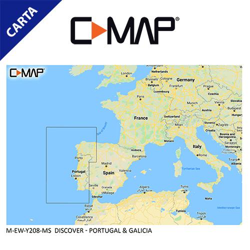 C-MAP M-EW-Y208-MS