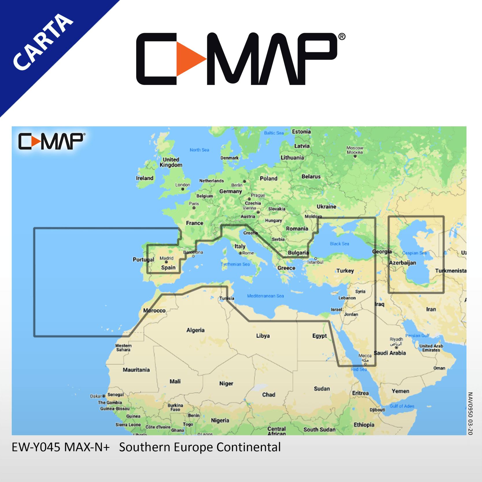 C-MAP/EM-Y045