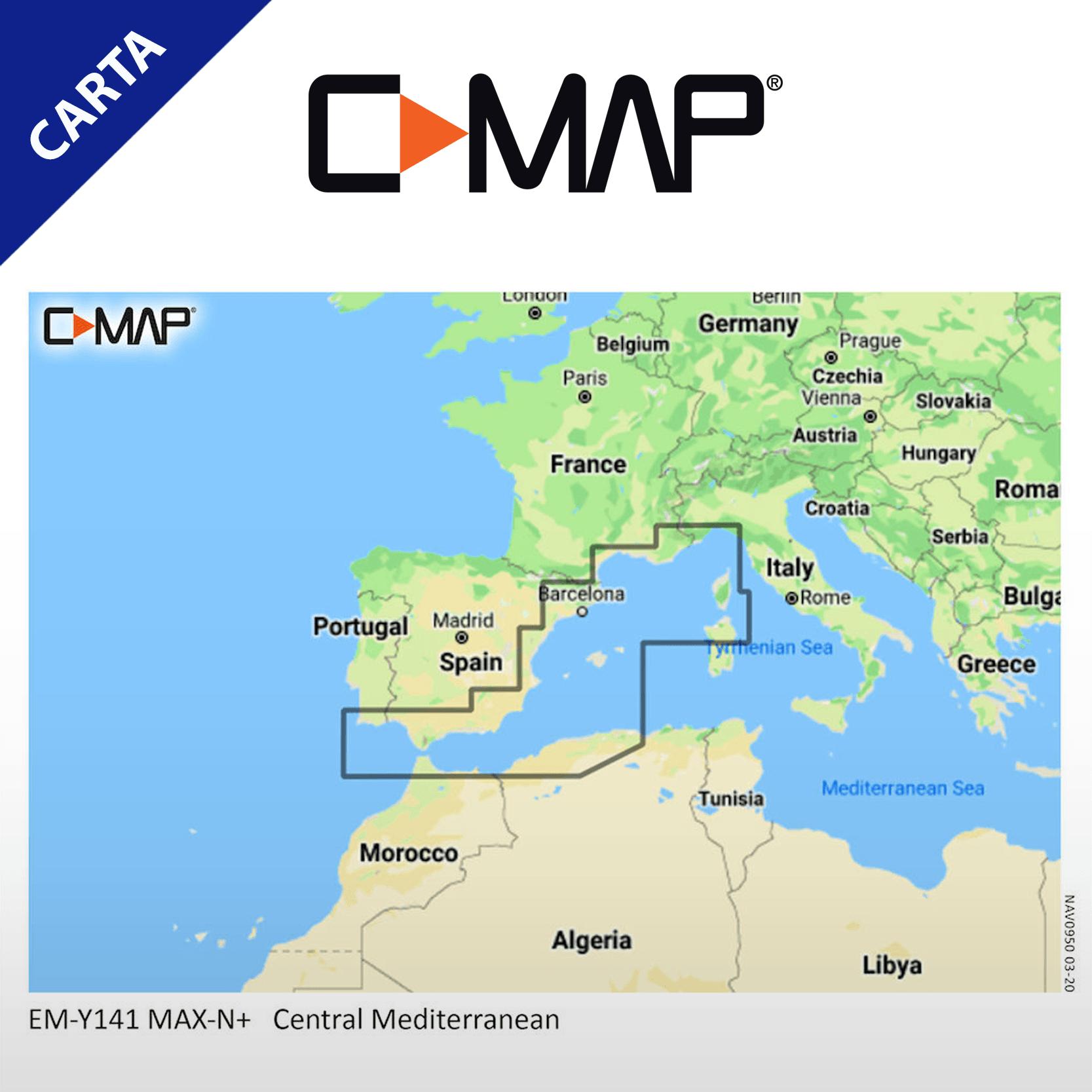 C-MAP-EW-Y141-CMAP