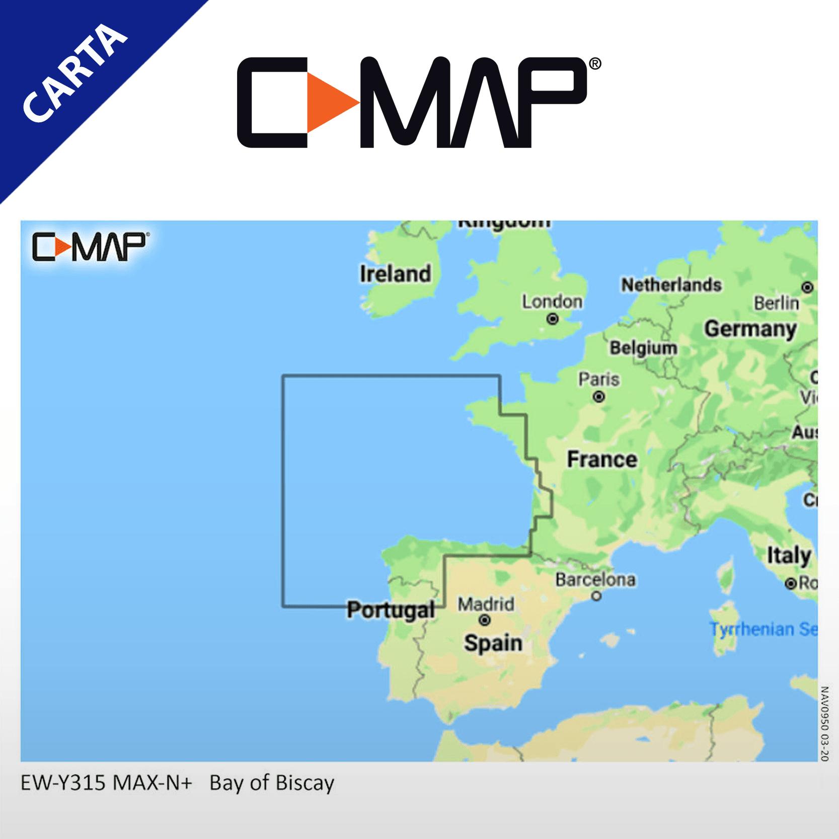 EW-Y315 C-Map