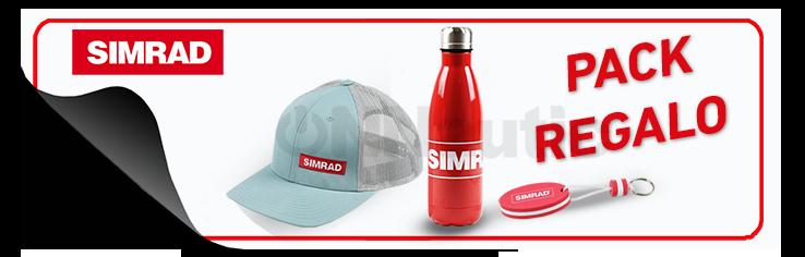 Pack Regalo SIMRAD Cruise