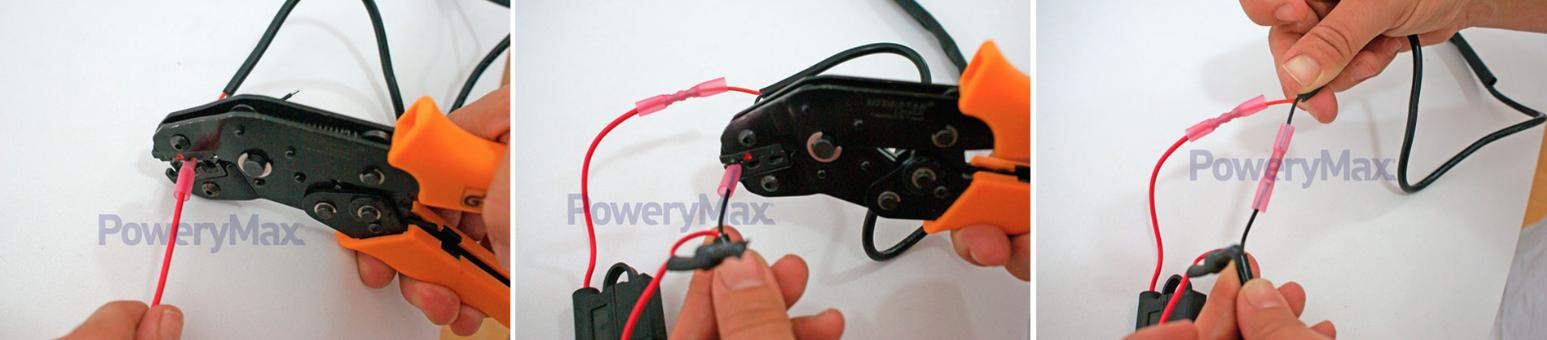 conexión PoweryMax