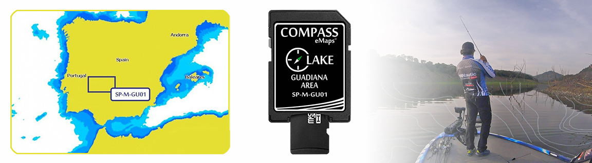 Guadiana Compass eMaps