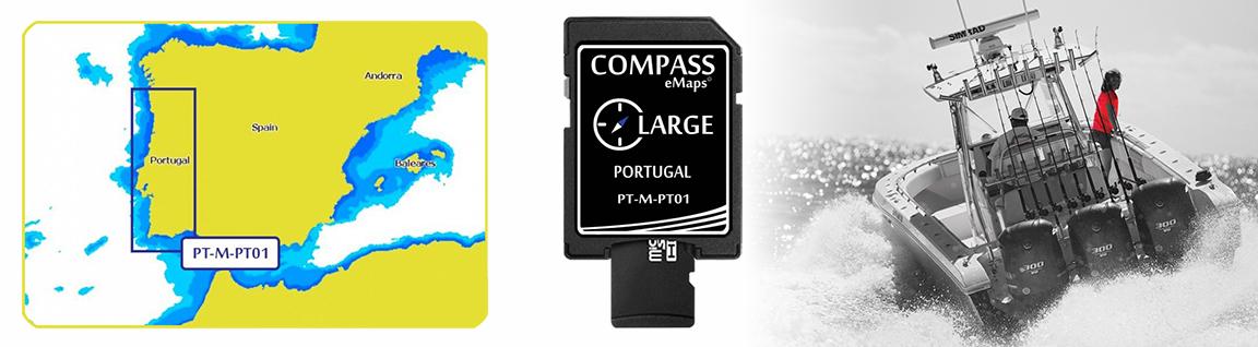 Compass eMaps Portugal