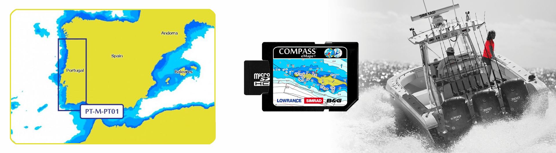 Compass eMaps Portugal