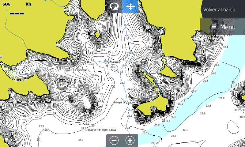 Compass eMaps Guadiana área
