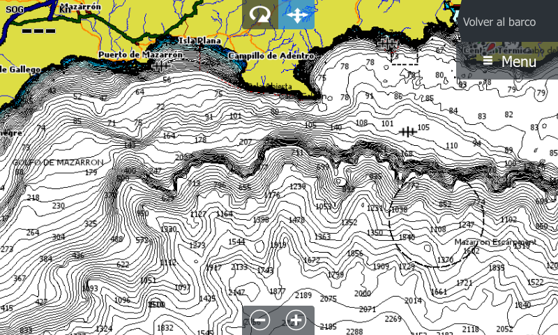 Compass eMaps Mediterranea