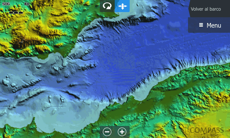 Cartografía Compass eMaps