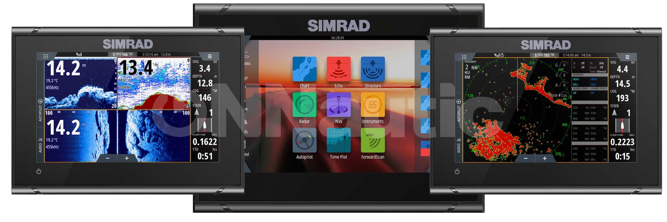 SIMRAD GO Serie