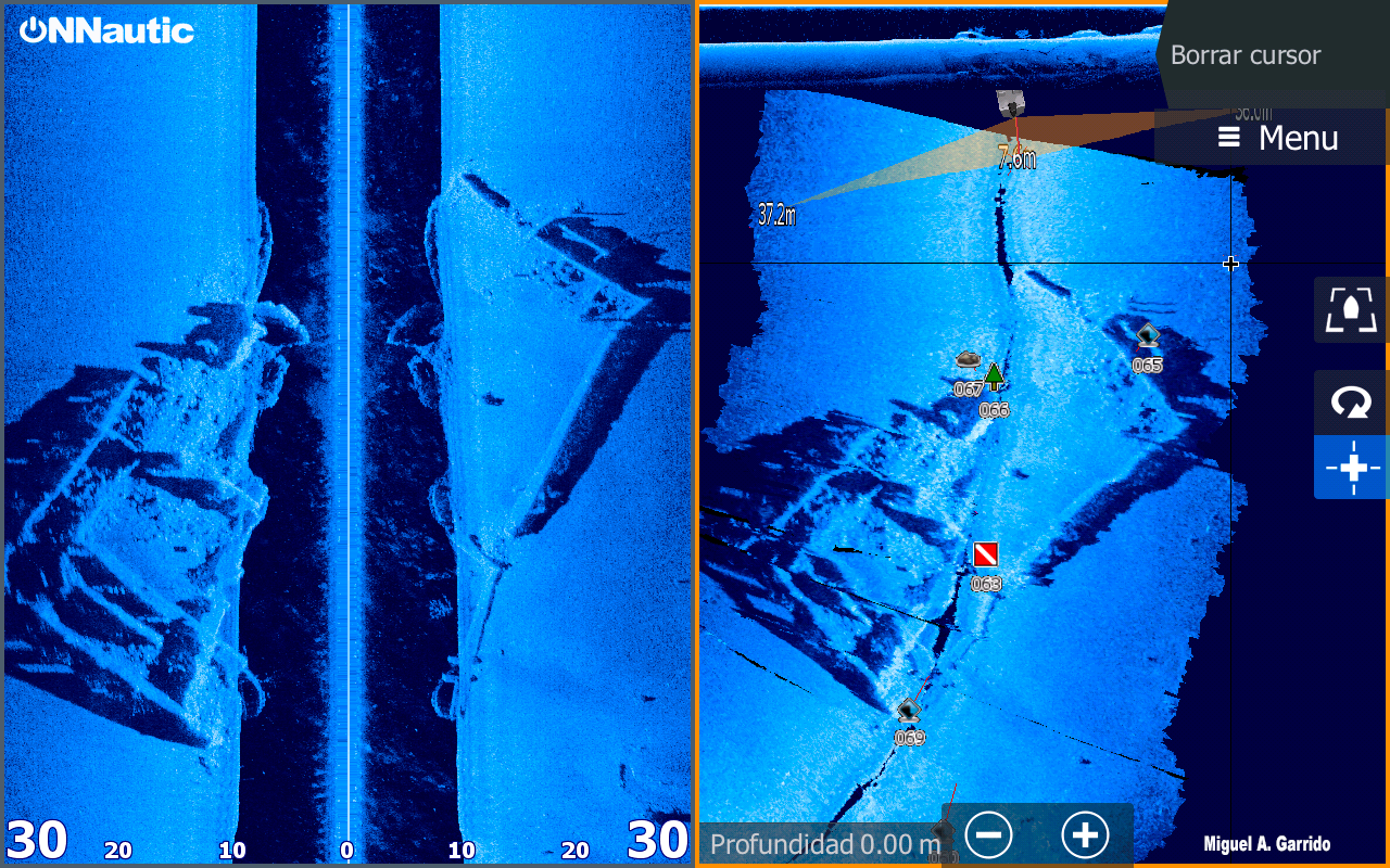 StructureScan 3D Lowrance