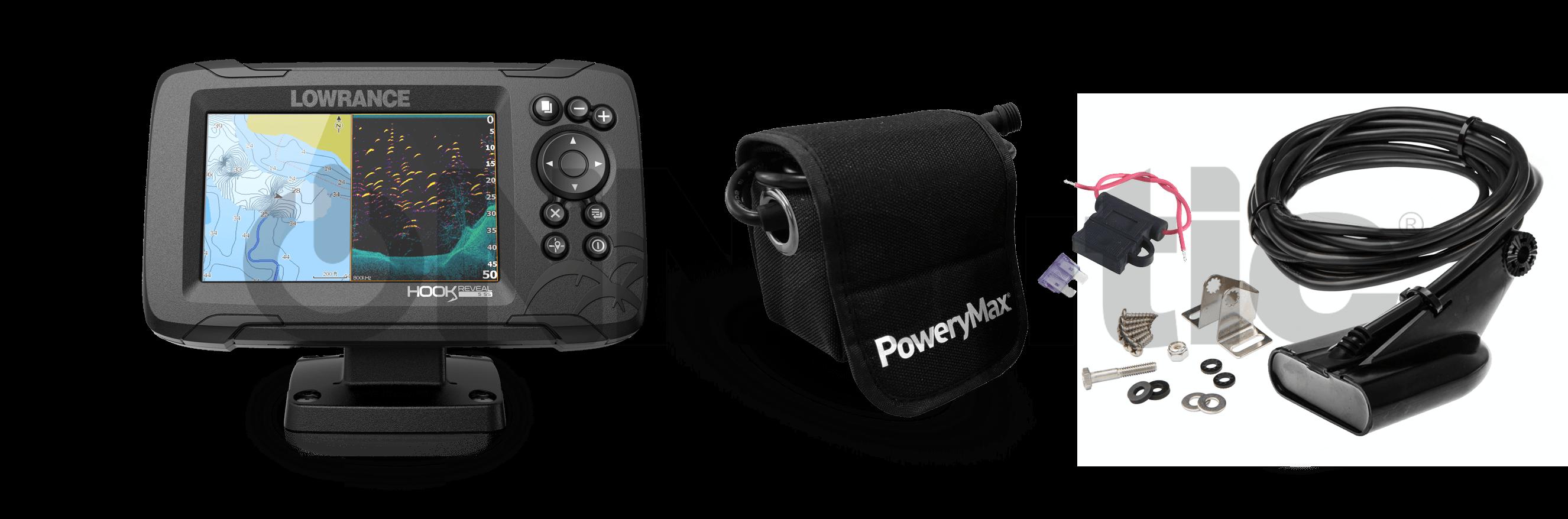 Hook Reveal PoweryMax Ready 50/200
