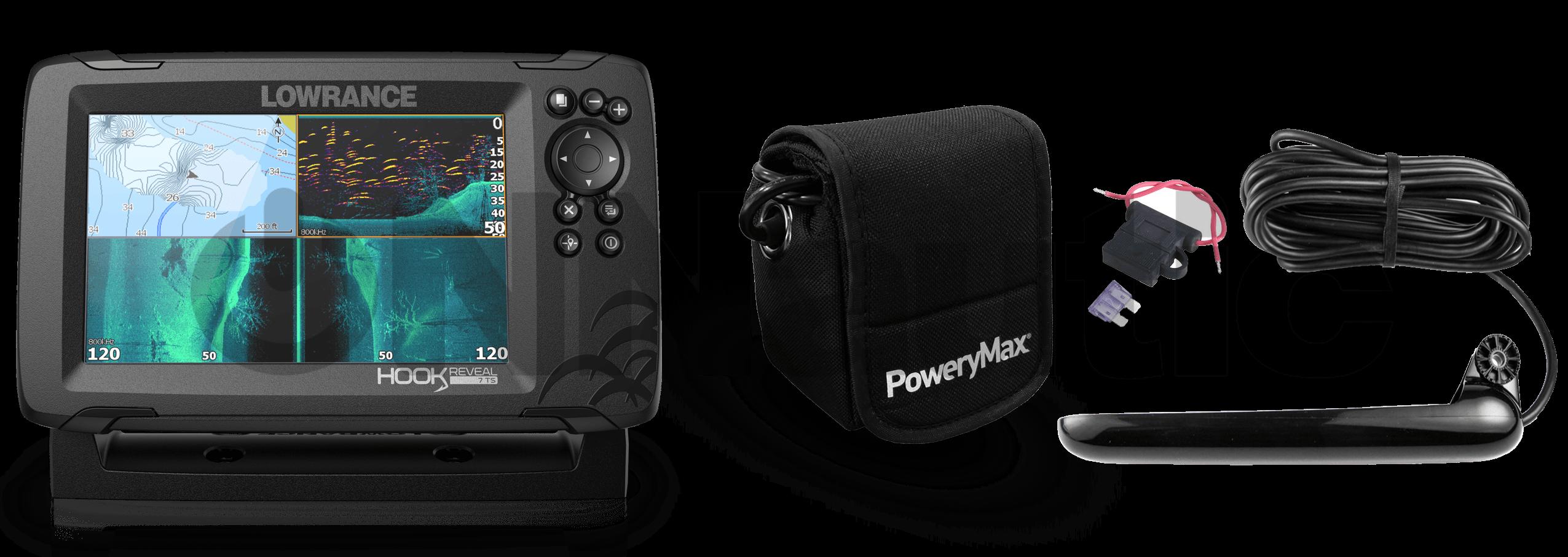 Hook Reveal 7TS PoweryMax Ready