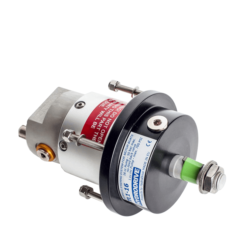 TL1-16 MRA Bomba Hydraulica Hydrodrive