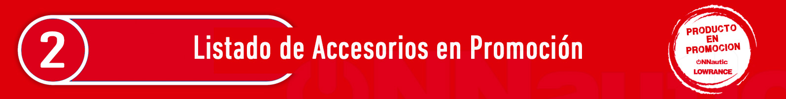 Accesorios SIMRAD