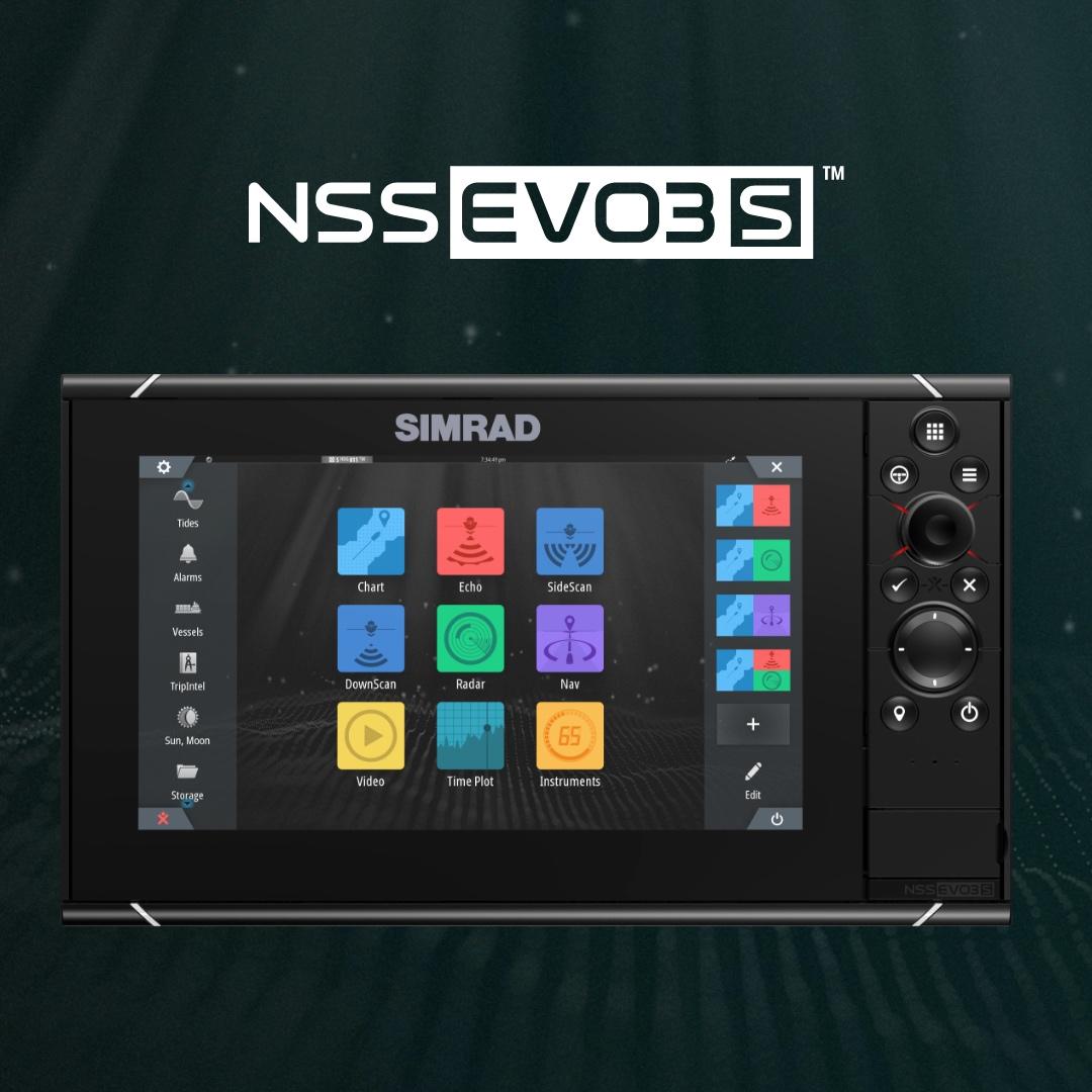 NSS EVO3s SIMRAD