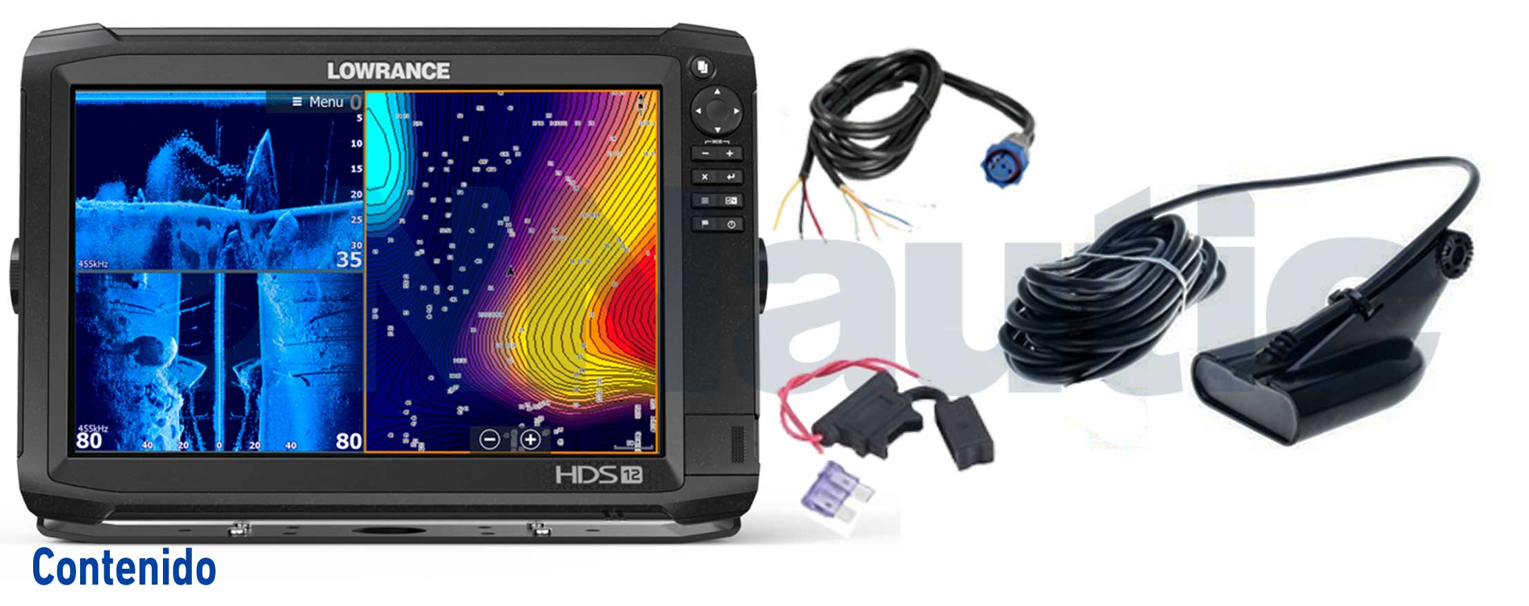 HDS Carbon Lowrance ONNautic