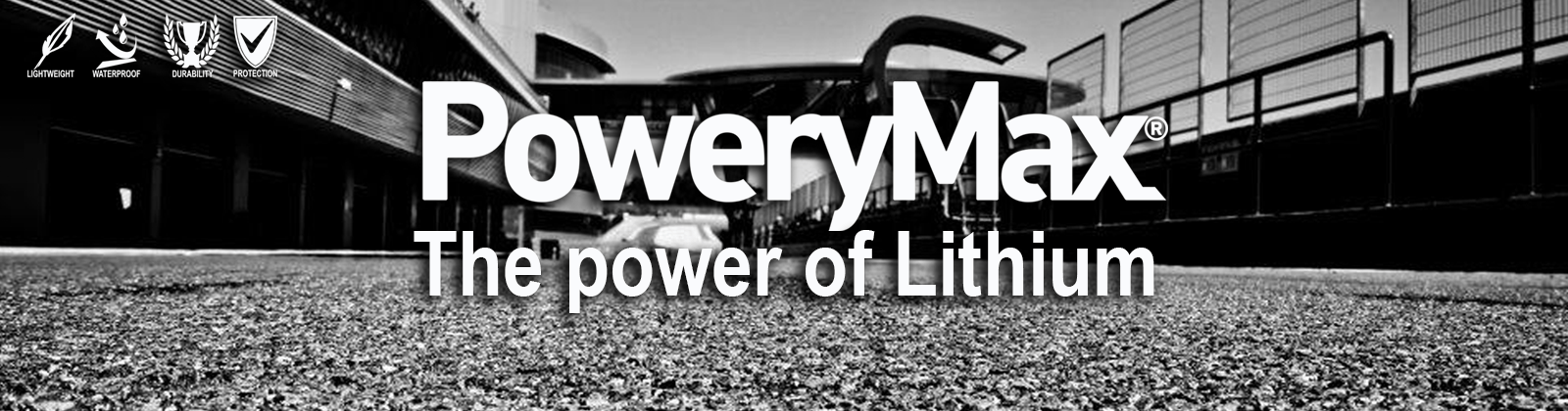 Banner PoweryMax