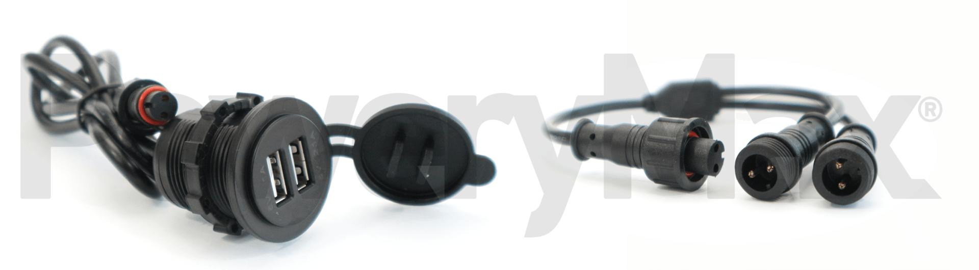 PoweryMax Kit USB-Y
