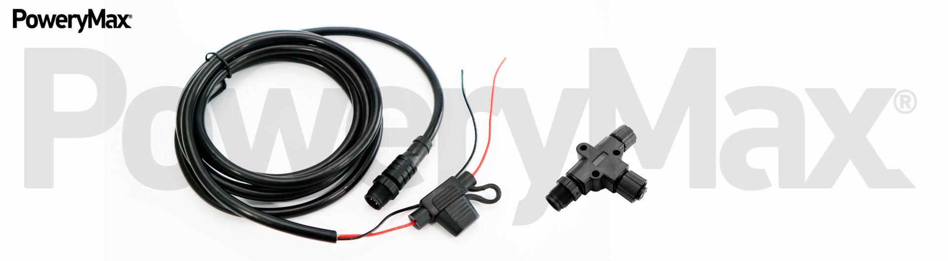 Cable de alimentación PoweryMax