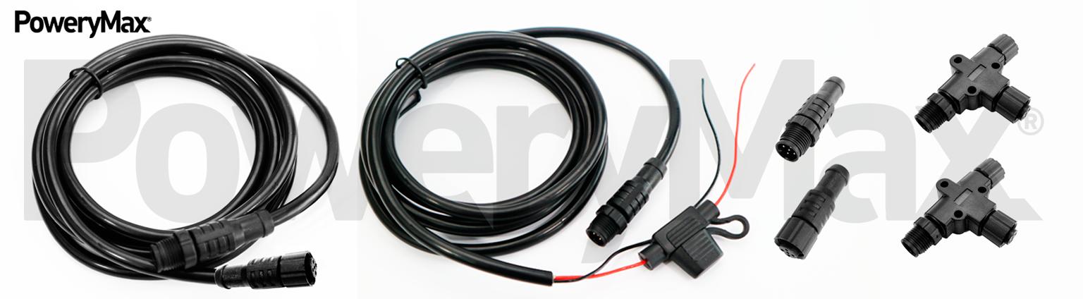 Kit Basico NMEA2000 PoweryMax 1 dispositivos