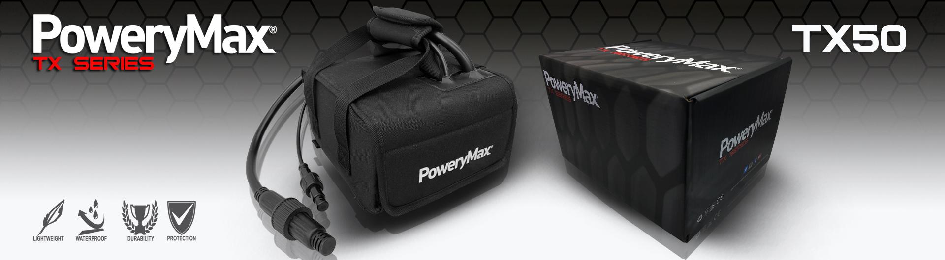 PoweryMax TX50