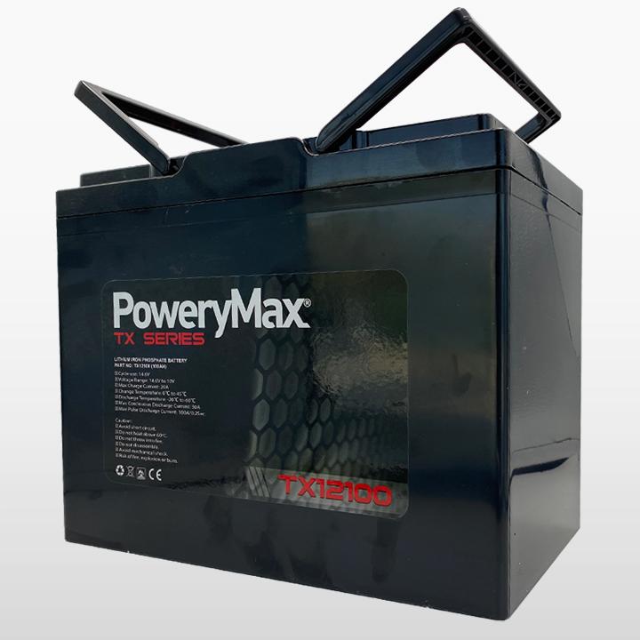 PoweryMax TX12100