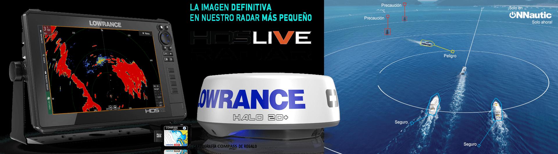 HDS Live Halo20+
