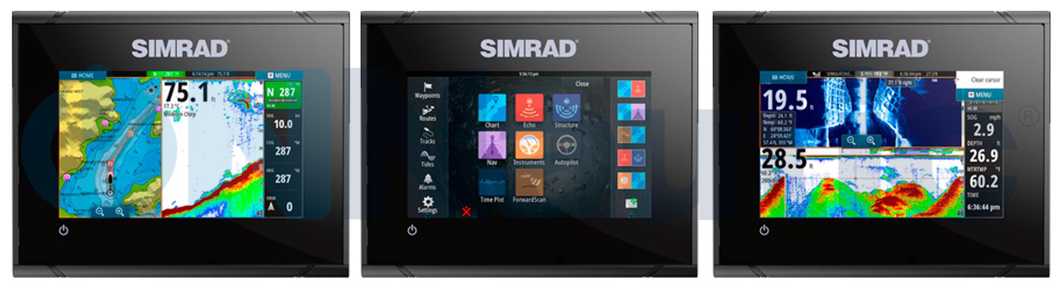 SIMRAD GO5