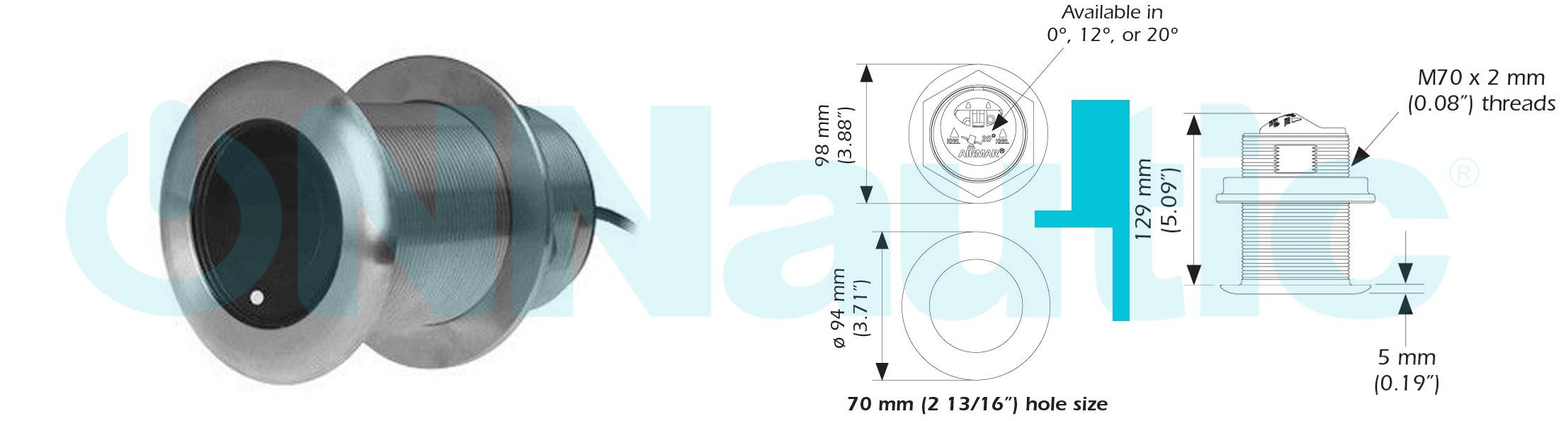 Contenido Transductor SS75H