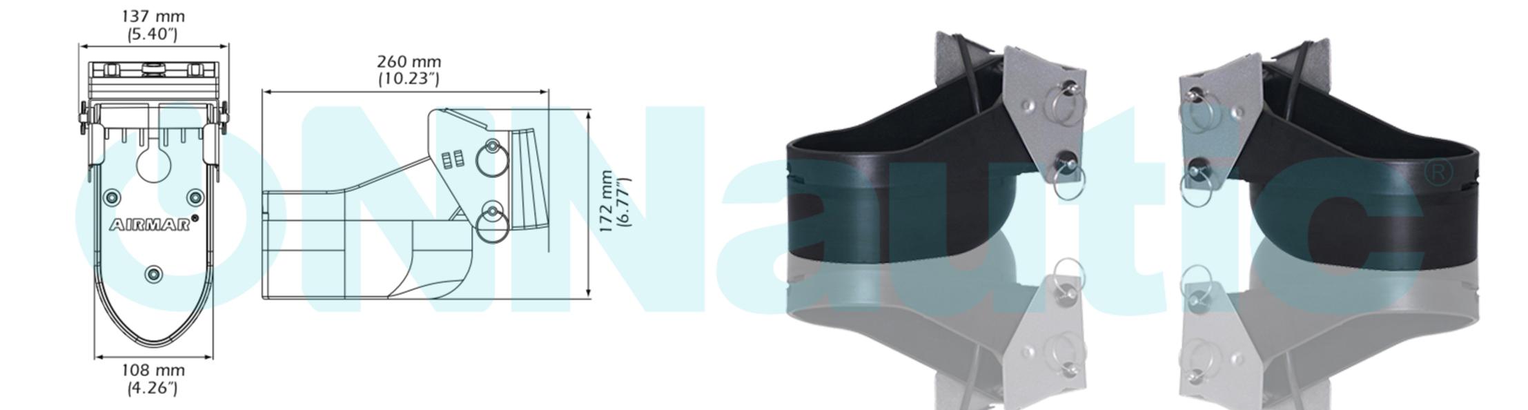 Dimensiones TM265