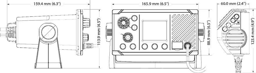 Link6s Dimensiones